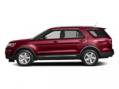 2018 Ford Explorer XLT (Ruby Red Metallic Tinted Clearcoat)