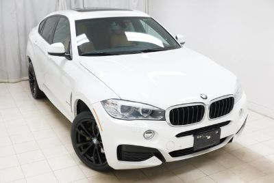 2016 BMW X6 (Alpine White)