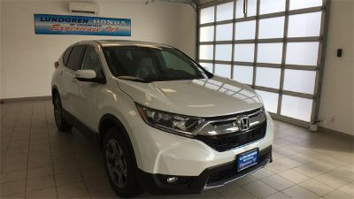 2019 Honda CR-V EX (Platinum White)