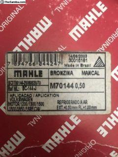 NOS Main Bearing Mahle (111 198 475 OS)