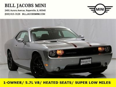 2013 Dodge Challenger R/T (Billet Silver Metallic Clearcoat)