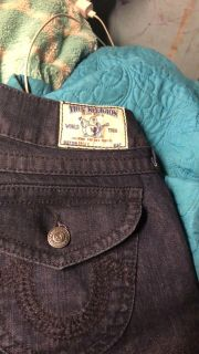 True religion jeans mens size 30 /32 new