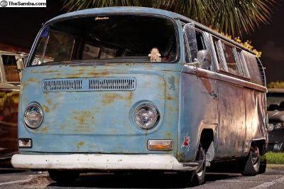 1968 VW Bus