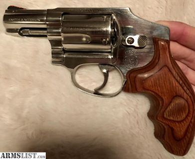 For Sale: S&W 640 357 magnum