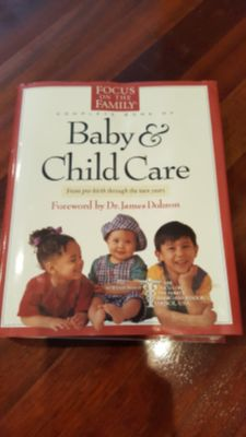 Baby and Child Care book