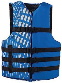 Find Kent 112000-500-004-14 PFD ADULT UNIVERSAL NYLON BLU motorcycle in Stuart, Florida, United States, for US $30.63