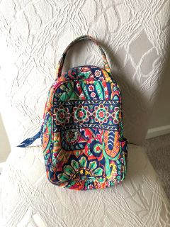 Vera Bradley Insulated Lunch Tote
