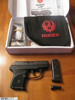 For Sale: ruger lcp 380