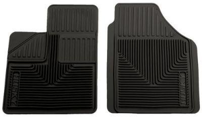 Find Husky Liners Front BLACK Floor Mat for 1996-2007 Dodge Caravan motorcycle in Ogden, Utah, United States, for US $67.95