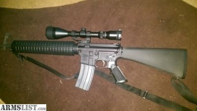 For Sale: Ar 15 20 hbar like new