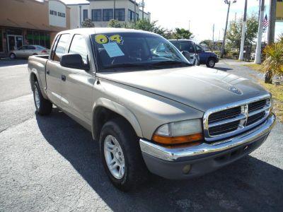 2004 Dodge Dakota SLT (Tan)