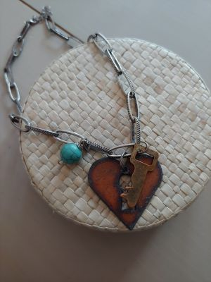 Necklace Lot - Target, Jens Jewels, and Cold Water Creek