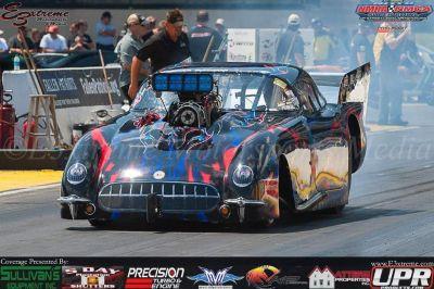 53 Corvette 6.0 chassis