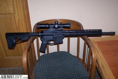 For Sale: Left hand Ar 15