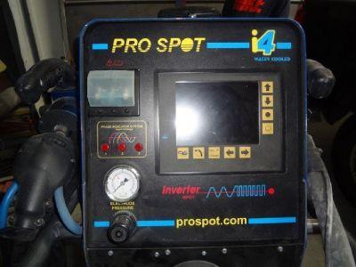 2017 Pro Spot I4 Inverter Spot Welder RTR# 9051671-01