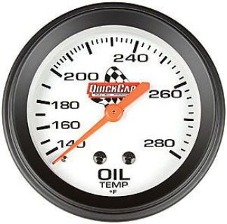 Find QuickCar Racing 611-6009 Oil Temperature Gauge motorcycle in Delaware, Ohio, United States, for US $39.95