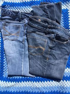 Faded Glory Jeans Size 6P