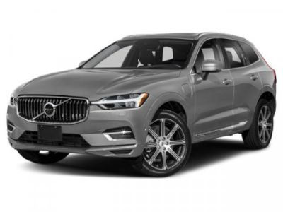 2019 Volvo XC60 R-Design (Crystal White)