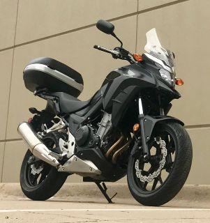 2016 Honda CB500X Dual Purpose Motorcycles Plano, TX