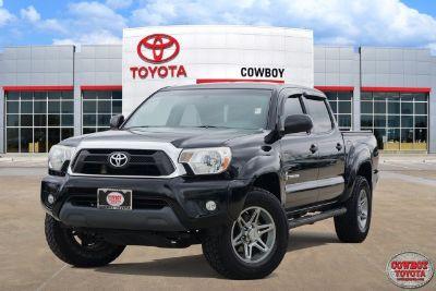 2014 Toyota Tacoma PreRunner V6 (Black)