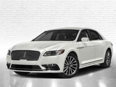New 2018 Lincoln Continental AWD