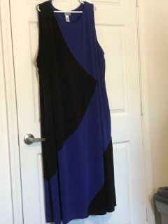 Women s Plus Size 4X Catherine s Maxi Dress