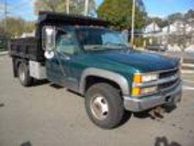 1998 Chevrolet C/K 3500 Dump Truck