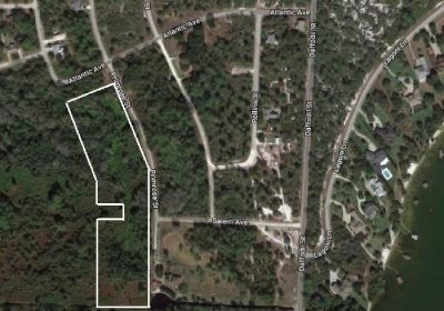 7.89 Acres in Lake Placid, Florida - near Golf Course, State Park, and Lake June-in-Winter