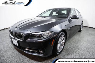 2016 BMW 5-Series (Dark Graphite Metallic)