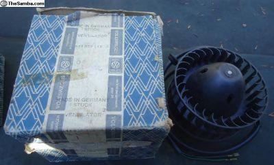 NOS T4 Fresh Air Blower Motor 411 959 113A