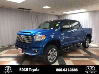 Used 2017 Toyota Tundra 4WD CrewMax 5.5' Bed 5.7L (Natl)