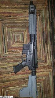 For Sale/Trade: Custom AR Pistol