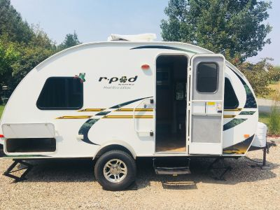 2011 Forest River R-POD 177