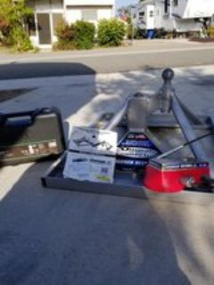 Anderson Ultimate Model 3220 5th Wheel Hitch