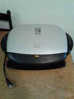 Small Indoor George Foreman grill