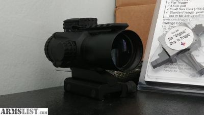 For Sale: Primary Arms 3x Prism scope ACSS reticle