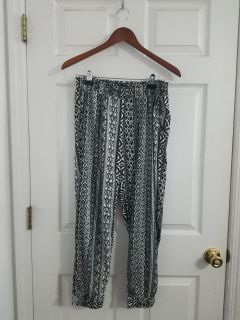 American Eagle Outfitters Pants Size Med but Fit Lg & XL