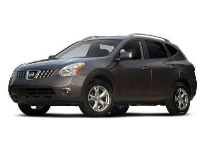 2008 Nissan Rogue S SULEV (Black)