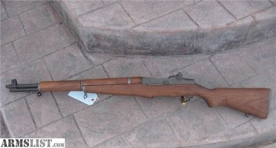 For Sale: Springfield Armory Model M1 Garand in 30-06