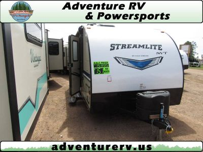 2018 Gulf Stream StreamLite SPECIAL VALUE TRAILER 19FMB