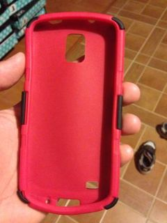 Galaxy s4 rubber case