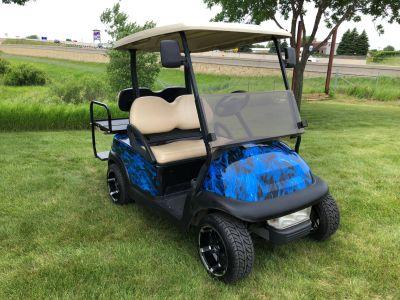 2005 Club Car Precedent Electric Golf Carts Otsego, MN