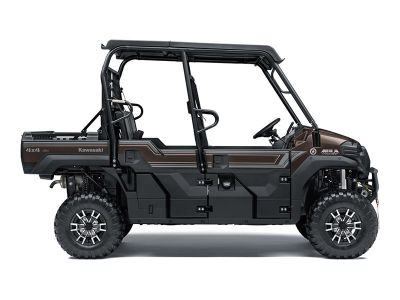 2019 Kawasaki Mule PRO-FXT Ranch Edition Side x Side Utility Vehicles La Marque, TX