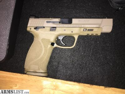 For Sale/Trade: M&P 2.0 FDE