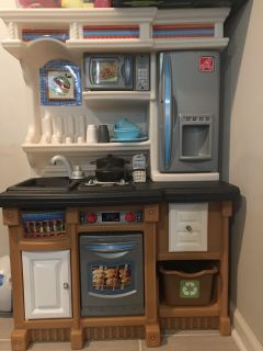 Step2 Play Kitchen and Accessories