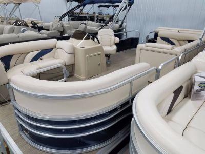 2017 SunChaser Classic Cruise 8520 EXP Pontoons Boats Kaukauna, WI