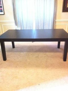 Nice All Wood Dining Table