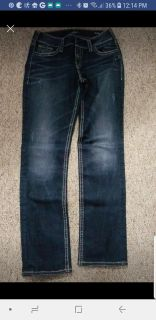 Womens Silver Jeans(size 2