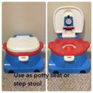 Thomas the Train potty seat