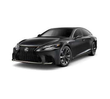 2019 Lexus LS (caviar)